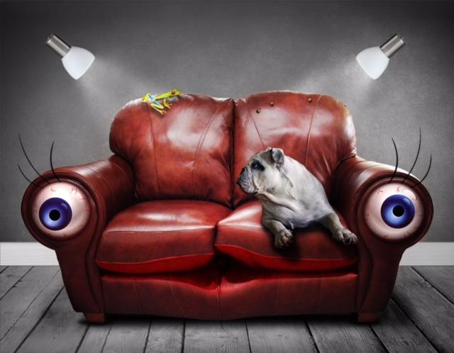 couchmascot