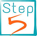 Step 5. Pick-1-Challenge. Fitness Challenge. Finding an active life. Sedentary to active life.