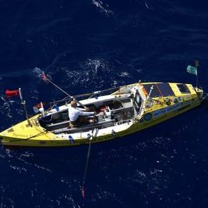 Erden Eurc - How to Circumnavigate the Globe Solo.