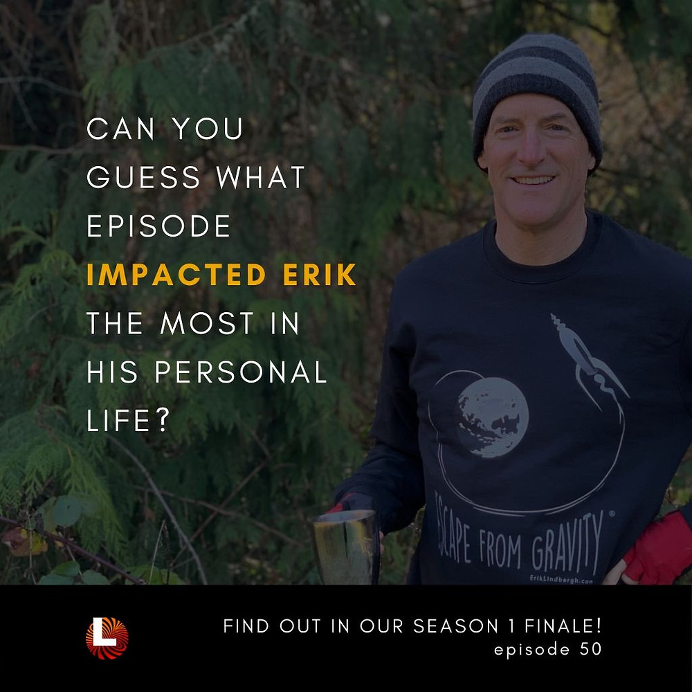 can you guess what episode impacted erik the most in her personal life?