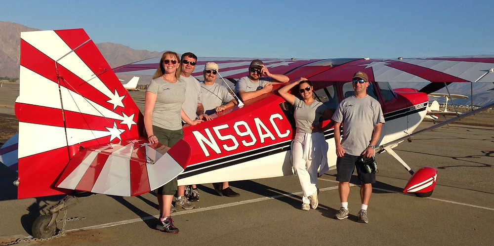 Team 59AC Flying Circus.