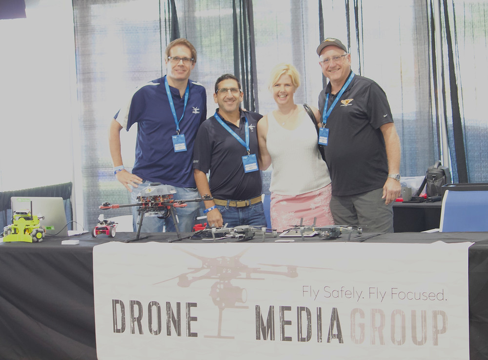 Drone Media Group with Lyn Lindbergh