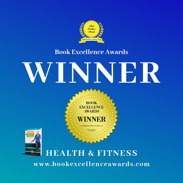 Book Excellence Awards Winner