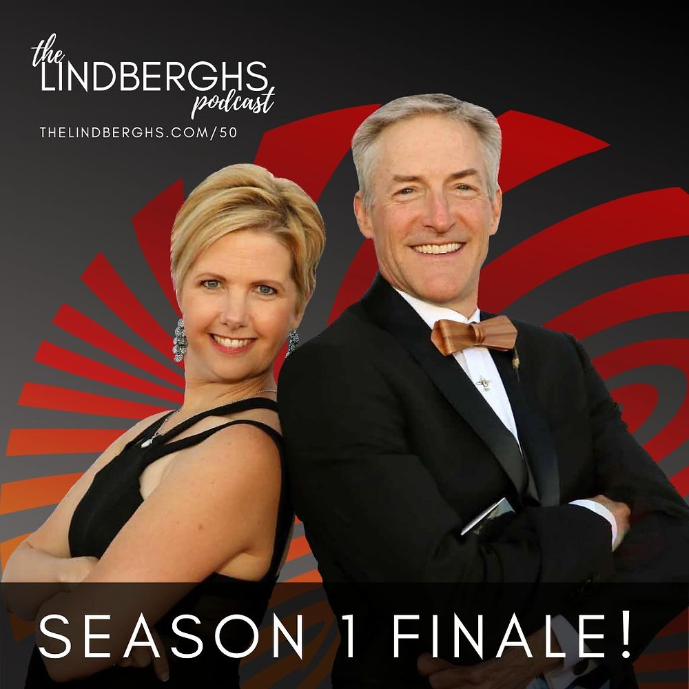 the lindberghs season one finale. image of erik and lyn