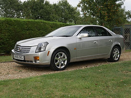 American 2005 Cadillac CTS 2.8 V6 Auto.J