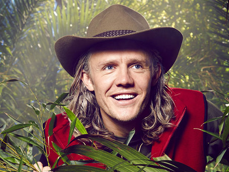 FORMER POSH STAR JIMMY HEADS FOR THE JUNGLE