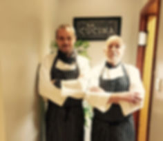 Di Ritas Chefs Luigi an Pippo