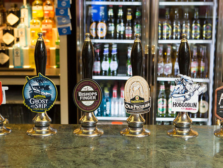 WETHERSPOON PUBS HOLD BRITISH REAL ALE FESTIVAL