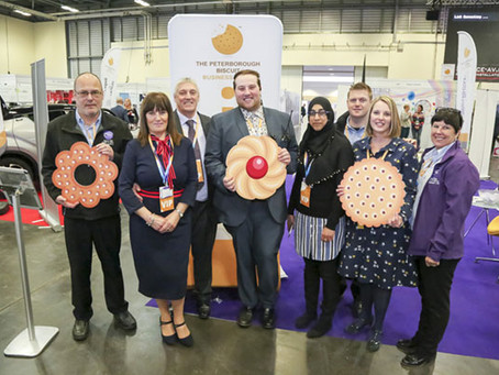 BUSINESSES LINE UP FOR ANOTHER BITE OF THE BISCUIT