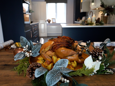 TURKEY TIME – STAMFORD CHEF GIVES TIPS ON COOKING THE BEST ROAST