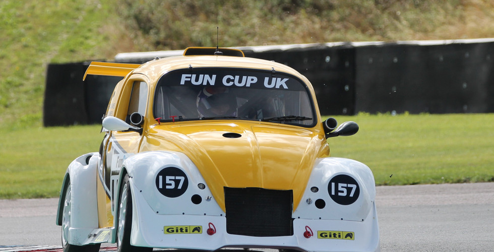 Raw Motorsports Fun Cup 22nd Aug 2020 at