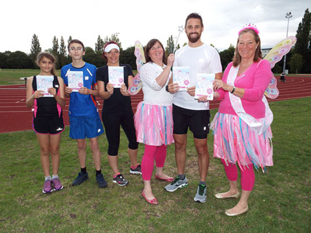 GET THE FAMILY FIT AND JOIN THE ANNA'S HOPE FUN RUN