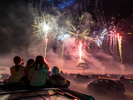 FESTIVE FIREWORK DISPLAY PLANNED WITH PETERBOROUGH RADIO STATION