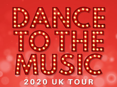 STRICTLY STAR READY TO 'DANCE TO THE MUSIC' AT THE CRESSET THEATRE IN PETERBOROUGH