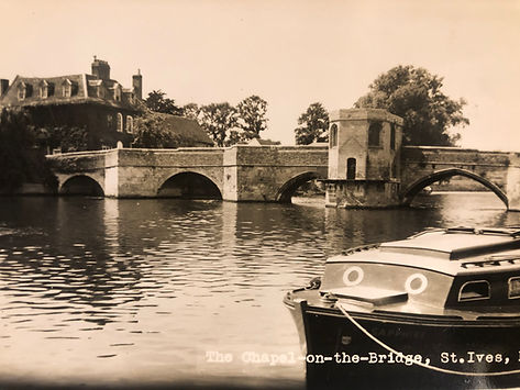 St Ives Bridge Image