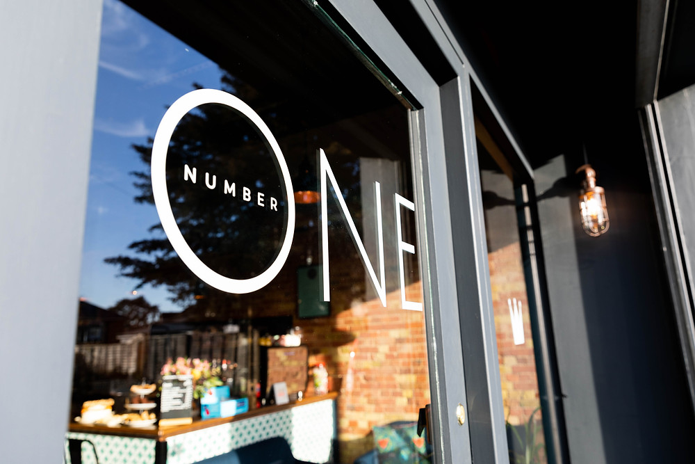 Number One King Street Restaurant in Potton Bedfordshire