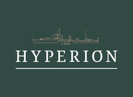 Brand new website and re-branding for Hyperion Auctions in St Ives