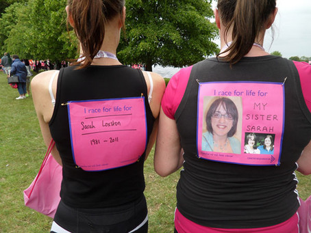 NEW DATE FOR RACE FOR LIFE IN PETERBOROUGH