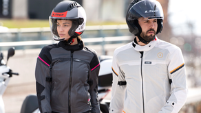 Get your new Motorcycle gear in for the Summer