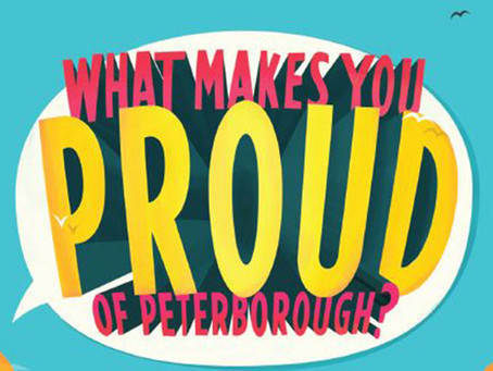 SHOUT ABOUT WHAT MAKES YOU PROUD OF THE CITY!