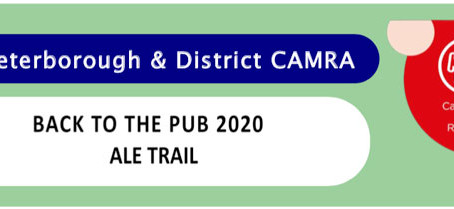 BACK TO THE PUB ALE TRAIL LAUNCHED BY PETERBOROUGH BEER FESTIVAL