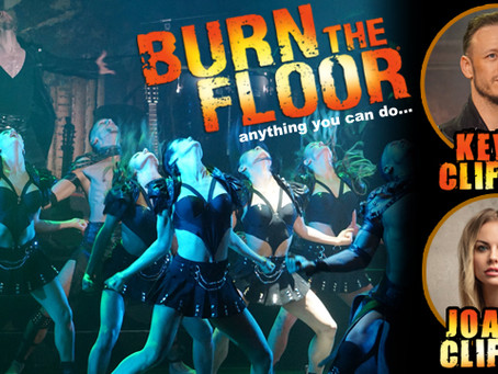 STRICTY STARS READY TO BURN THE FLOOR AT PETERBOROUGH THEATRE