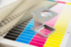 Colour Palette Far Away Art Printing Services Whittlesey Peterborough