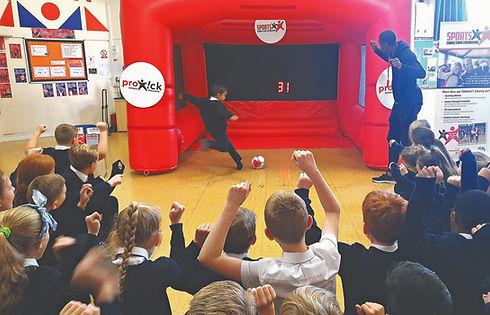 SCF Childrens Charity ProKick Schools Challenge Goal Kick.jpg