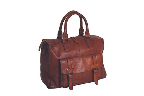 Shoreditch Leather Holdall