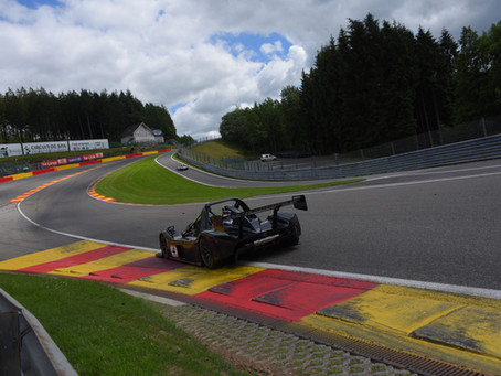 JACKSON TAKES SPA TREBLE AND REGAINS CHAMPIONSHIP LEAD