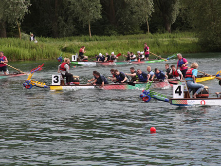 20th PETERBOROUGH DRAGON BOAT RACE SET TO BE BEST IN YEARS