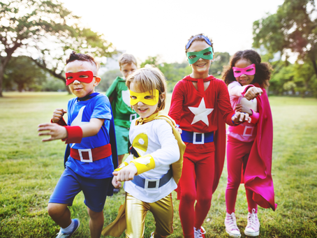 SCF Superheroes 5km Challenge