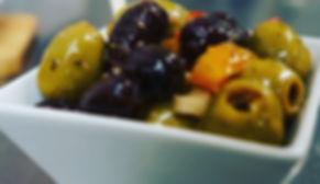 Diritas Italian Restaurant Olives