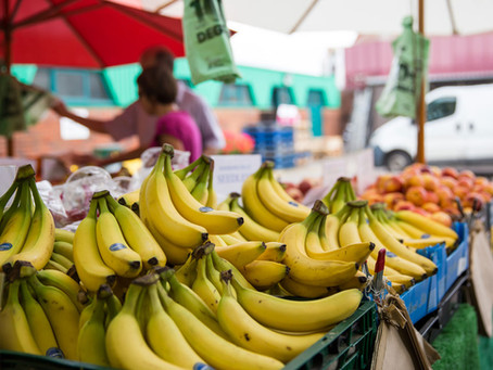 MARKETS BACK IN ACTION IN BOURNE AND STAMFORD