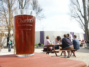 CAPTAIN'S TIPPLE GOES ON TAP