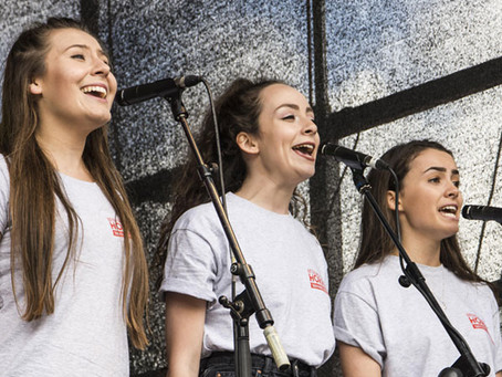 900 YOUNG VOICES NEEDED FOR YOUTH JAM FINALE