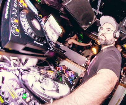 TOP DJ JOINS THE CLASSIC IBIZA PARTY AT BURGHLEY IN STAMFORD