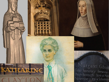 CHANCE TO FIND OUT MORE ABOUT PETERBOROUGH'S LEADING LADIES OF THE PAST