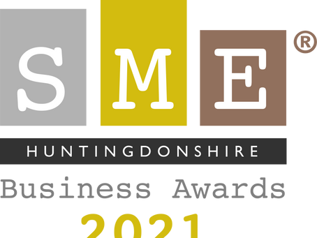 SCF have been chosen as the charity partner at the SME Huntingdonshire Business Awards 2021