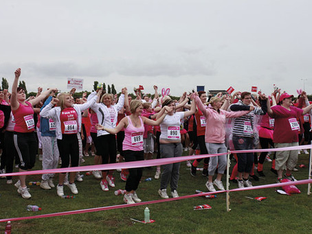 PETERBOROUGH RACE FOR LIFE CANCELLED