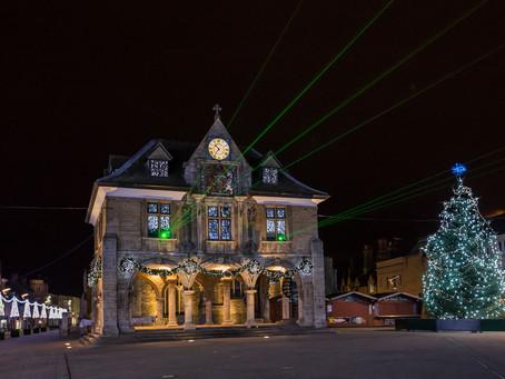 ESP TO STREAM PETERBOROUGH CHRISTMAS LIGHTS SWITCH ON