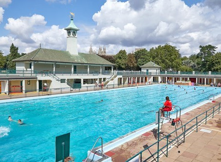 BOOKING OPENS TO MAKE A SPLASH IN PETERBOROUGH'S LIDO