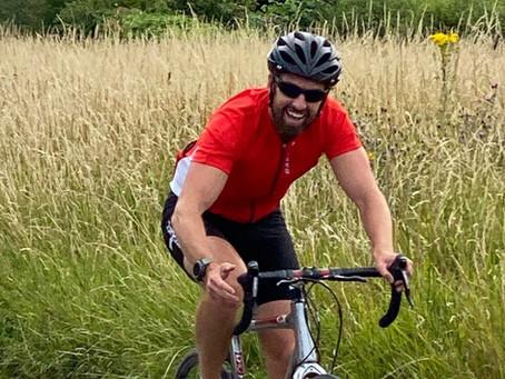 PETERBOROUGH CYCLING CLUB PUT ESP ADVENTURER THROUGH HIS PACES