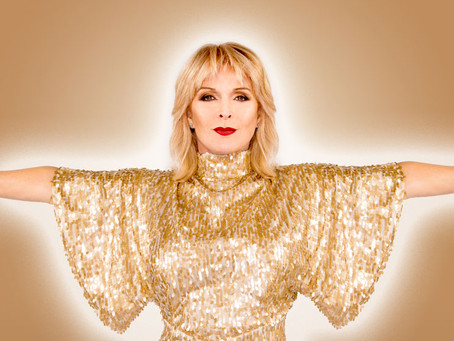 VEGAS AND TOYAH COME TO CITY FOR CHARITY EVENT