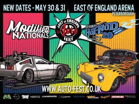 NEW NAME FOR CAR EVENT AS IT RETURNS TO PETERBOROUGH