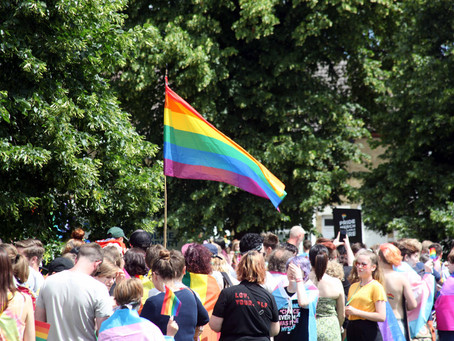 DATES ANNOUNCED FOR THIS YEAR'S PETERBOROUGH PRIDE FESTIVAL