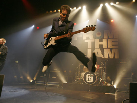 ESP CHATS TO 'FROM THE JAM' AHEAD OF THEIR GIG @ THE CRESSET