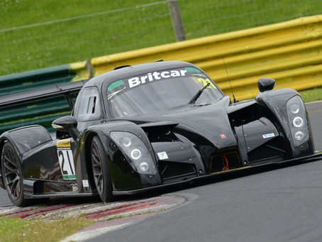 BURGESS & DIMMACK PREPARE FOR GT CUP DEBUT