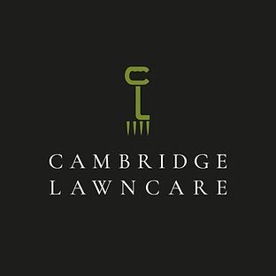 Cambridge Lawncare logo designed by Adam at Signpost Media
