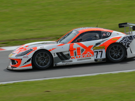BURGESS AND DIMMACK CLAIM VICTORY IN 2019 BRITCAR CAMPAIGN